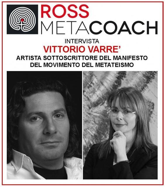 ROSS METACOACH INTERVISTA VITTORIO VARRE'