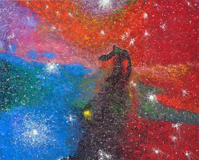 Nebulosa Testa di Cavallo (80 x 100 x 4,3) alta ris 2013